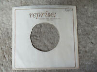sleeve only REPRISE WHITE BROWN   45 record company sleeve only 45