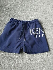 BOYS KENZO SHORTS AGE 2 EXC COND