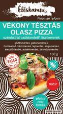 Paleo Thin Crust Italian Pizza Flour Mixture reduced carb 110g