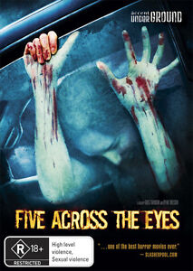 Five Across The Eyes (DVD) - AUN0092 (limited stock)