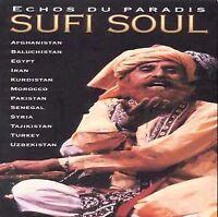 NEW Sufi Soul: Echos Du Paradis (Audio CD)