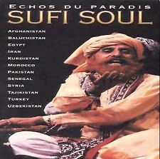 NEW Sufi Soul: Echos Du Paradis (Audio CD)