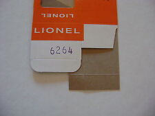 Lionel 6264 Flatcar w/lumber load Licensed Reproduction Window Box