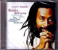 Bobby McFerrin: Paper Music MOZART Figaro une petite Nuit Musique BOCCERINI CD