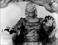 Creature From The Black Lagoon 1954 Photo 11x14 -  B&W