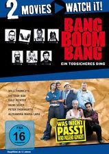 Bang Boom Bang + Was nicht passt, wird passend gemacht - 2 DVD Box