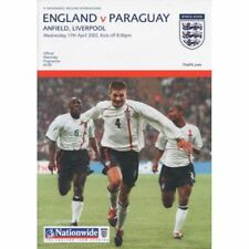 ** SUPERB COLLECTION OF 50 x ENGLAND HOME PROGRAMMES **