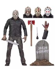 7'' NECA Friday the 13th Action Figure Ultimate Part 5 Jason Voorhees New In Box
