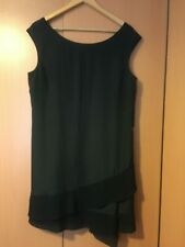 COAST Black evening dress size 16. Brand new with tags