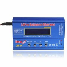 Imax B6 LCD Screen Digital Rc Lipo Nimh Battery Balance Charger Adapter Spare