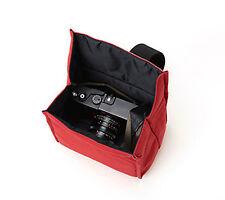 Artisan & Artist Borsa Bag ACAM 75 ROSSO F. ad esempio Leica M m9 m8 m7 m6 M-e M-P