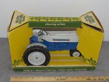 Vintage Hubley FORD COMMANDER 6000 Tractor Suitcase Box ORIGINAL Toy RARE 1:12