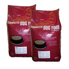 2 X 15kg Premium Light Hypoallergenic Complete Dry Adult Dog Food Senior Lite