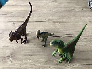 Lotto Dinosauri Schleich E Papo