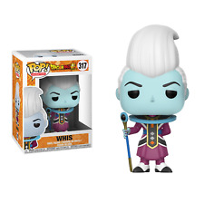 FUNKO POP! ANIMATION: DRAGON BALL SUPER - Whis 317 Vinyl Figure 24980