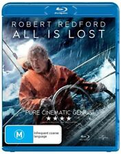 NEW All Is Lost (Blu-ray RB)