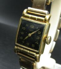 """R570 ⭐⭐Vintage """" Laco """" Hand Wound Wrist Watch Defective ⭐⭐"""