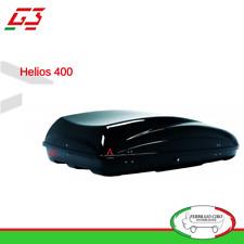 Box baule portatutto tetto Auto G3 Helios 400 lt