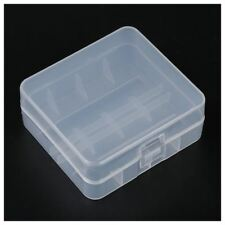 1Pc Hard Plastic Box Holder Storage Case Box Container for 2 x 26650 Battery New