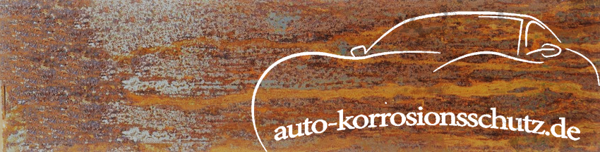 auto-korrosionsschutz