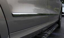 For Audi Q3 2011 2012 2013 2014 2015 2016 Chrome Body door Side Molding Trims