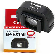 Genuine CANON Eyepiece Extender EP-EX15 II f/ EOS 1100D 600D 550D 500D 450D 400D
