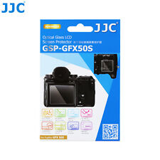"JJC Ultra-thin 0.01"" Optical Glass Screen Protector for Fujifilm GFX 50S 50R"
