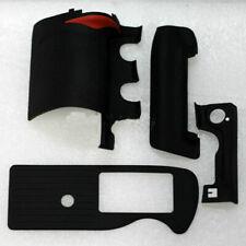 Original A Set of 4pcs Body Rubber Repair Parts For Nikon D3 D3s D3x SLR NEW