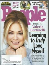 People Magazine (May 25, 2020) VALERIE BERTINELLI LEARNING TO TRULY LOVE MYSELF