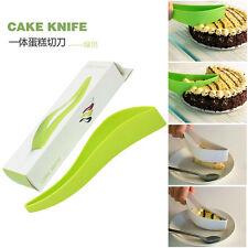 Hot 1Pc Cake Slicer Sheet Guide Cutter Server Bread Slice Knife Kitchen Tools