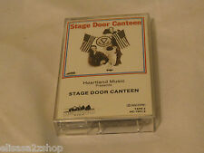Stage Door canteen Heartland music Tape 2 HC-1051/2 RARE  Cassette Tape Rare