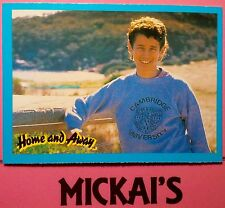 "TOPPS ""HOME AND AWAY"" TRADING CARD # 21 Australian Television Network 1987 MINT"