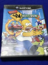 The Simpsons Hit & Run - Complete GameCube Tested