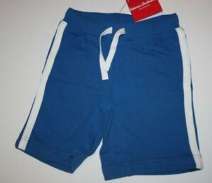 New Hanna Andersson Boys Blue Shorts 100 4 year NWT Athletic