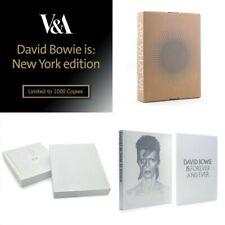 More details for v&a - david bowie is: new york limited silver edition: 1000 only worldwide : new