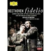 KOLLO/POPP/BERNSTEIN/OWST/JANOWITZ - FIDELIO DVD NEU