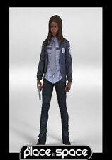THE WALKING DEAD - TV SERIES 9 - CONSTABLE MICHONNE ACTION FIGURE