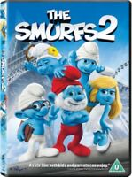 The Smurfs 2 Nuevo DVD (CDR95344UV)