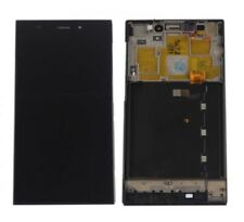 for XIAOMI 3 Mi 3 LCD Display Touch Screen Glass Digitizer Frame Black Parts