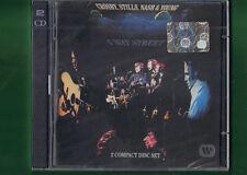 CROSBY STILLS NASH  & YOUNG - 4 WAY STREET DOPPIO CD NUOVO SIGILLATO
