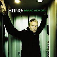 Sting Brand new day (1999) [CD]