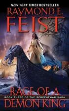 Rage of a Demon King: Book Three of the Serpentwar Saga (Serpentwar Saga , Vol 3