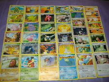 COMPLETE (39) PLATINUM Common Nonholo Pokemon Card Set MINT- Squirtle Lapras+