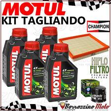 KIT TAGLIANDO 4Lt OLIO MOTUL 5100 FILTRO ARIA/OLIO DUCATI MONSTER 600 1993-2001
