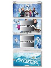 Disney Frozen Vinyl Skin Sticker for Nintendo DSi XL