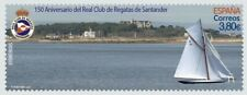 FR4133 - 2020 Spagna royal yacht club Santander unusual lenticolare 3D