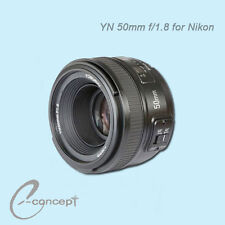 Yongnuo YN50mm F/1.8 AF Lens Large Aperture Auto Focus for Nikon DSLR Camera