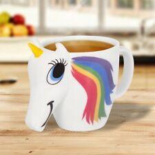 Tasse Mug Licorne Change de couleurs avec la chaleur en Céramique