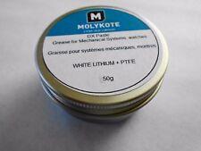 MOLYKOTE pasta de DX Pasta grasse protege contra la corrosión 50g MOLYCOTE