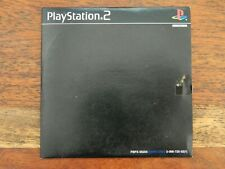 Playstation 2 Demo Disc PS2 Complete With Sleeve Black Sleeve - PAL
